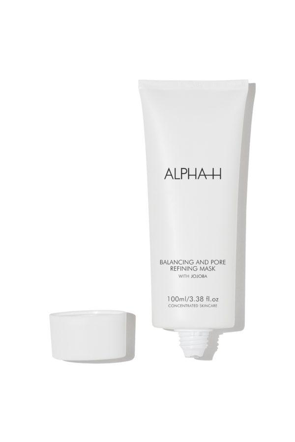 Balancing and Pore Refining Mask Alpha-H